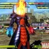 Screenshot of Dormammu from Marvel vs. Capcom 3