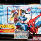 Marvel Toys at Monogram International Booth Toy Fair 2010