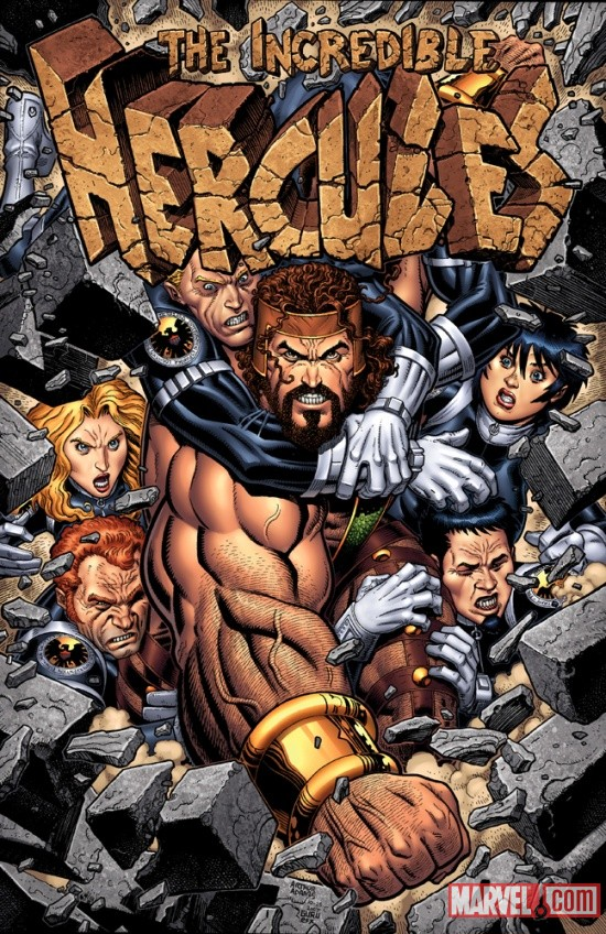 Marvel App: Get Incredible Herc Issues for 99¢