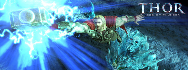 Thor: God of Thunder - Asgardian Effects
