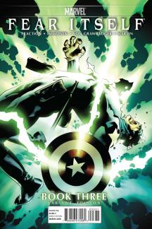 Fear Itself (2010) #3 (Immonen Variant)