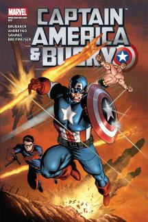 Captain America and Hawkeye (2011) #622