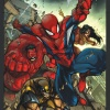 Avenging Spider-Man #1 cover by Joe Madureira