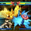 Ryu and Captain America Screenshot