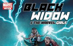 Black Widow &amp; the Marvel Girls (2009) #4