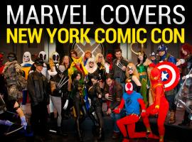 New York Comic Con 2012 Gallery Image
