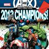 Marvel Exclusive Avengers VS. X-Men #12 - NYCC 2012 Avengers variant