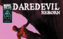 Daredevil: Reborn (2010) #3 Cover