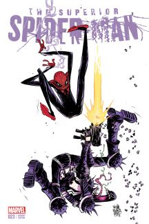 Superior Spider-Man #23  (Young Variant)