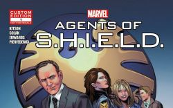 Lexus Presents: Marvel's Agents of S.H.I.E.L.D in THE CHASE #1