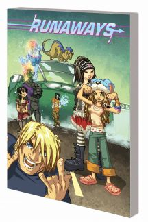 Runaways: The Complete Collection (Trade Paperback)