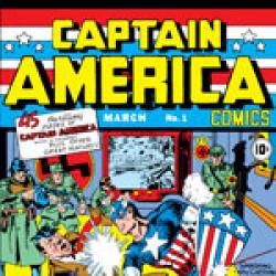 Captain America Comics (1941 - 1950)
