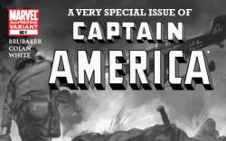 CAPTAIN AMERICA #601 (2ND PRINTING VARIANT)
