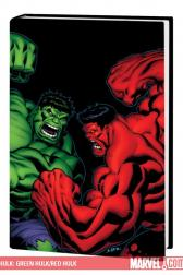 Hulk: Green Hulk/Red Hulk (Hardcover)