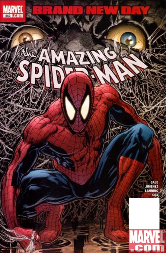 AMAZING-SPIDER-MAN #553