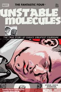 Startling Stories: Fantastic Four - Unstable Molecules #4
