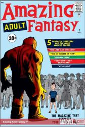 Amazing Adult Fantasy #7 