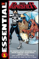 Essential Punisher Vol. 1 (New (Trade Paperback)