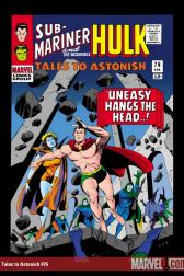 Tales to Astonish #76