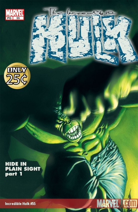 Incredible Hulk (1999) #55