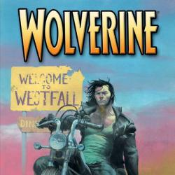 WOLVERINE VOL. II TPB COVER
