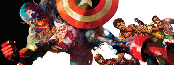 Marvel Zombie Wallpapers Bigking Keywords And Pictures