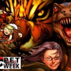 Pet Week: Digital Comics Update