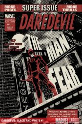 Daredevil: Black and White #1 