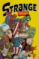 Strange Tales II #1 