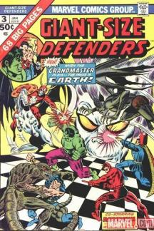 Giant-Size Defenders (1974) #3