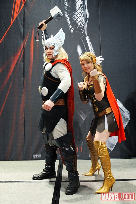 valkyrie marvel costume - photo #2