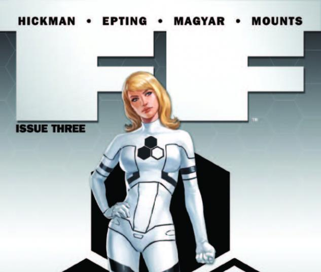 FF #3 Character Variant