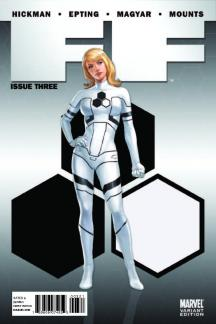 FF #3  (CHARACTER VARIANT )