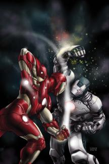 Invincible Iron Man (2008) #510 (Mc 50th Anniversary Variant)