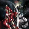 Invincible Iron Man (2008) #510, Mc 50th Anniversary Variant