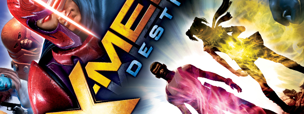 X-Men Destiny Box Art, Screenshots and BTS
