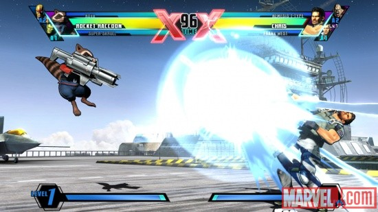 Ultimate Marvel vs. Capcom 3- Screenshot 11