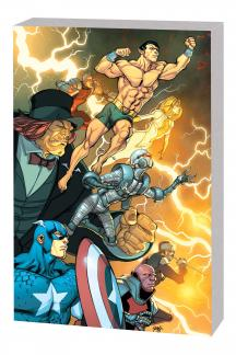 Thunderbolts: The Great Escape TPB (Trade Paperback)