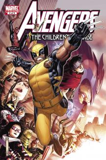 Avengers: The Childrens Crusade (2010) #2