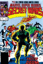 Secret Wars #11 