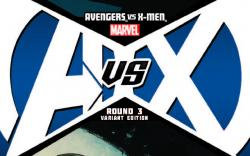 AVENGERS VS. X-MEN 3 PICHELLI VARIANT (1 FOR 100, WITH DIGITAL CODE)