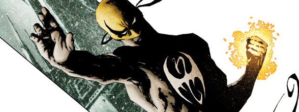 Earth's Mightiest Costumes: Iron Fist