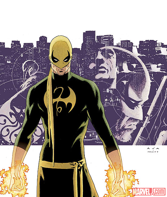 Iron Fist by David Aja