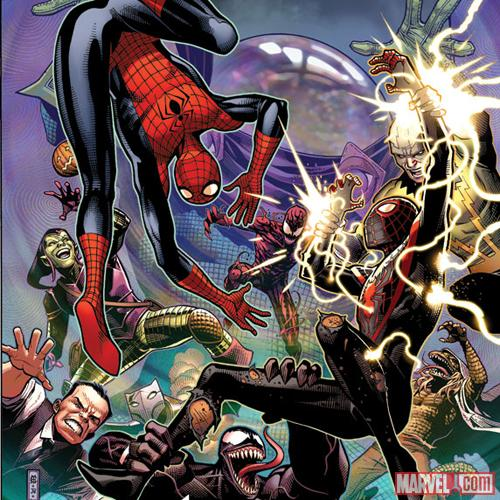 Sneak Peek: Spider-Men #3
