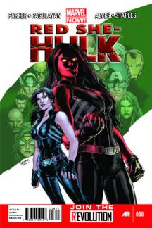 Red She-Hulk (2012) #58