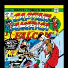 Captain America (1968) #189 Cover