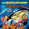 Fantastic Four (1997) #4 Cover