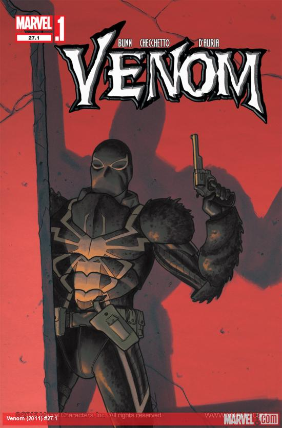Venom (2011) #27.1 Cover