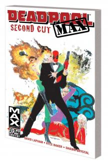Deadpool Max (Issues 13-18) (Trade Paperback)