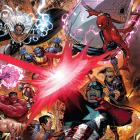 Cover: Avengers VS X-Men (2012) Cheung Wraparound Variant